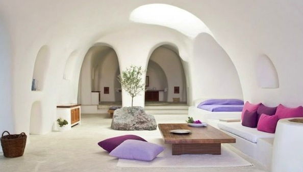 Radiant Orchid Interior Design ideas