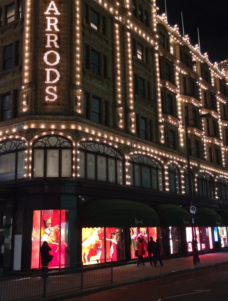 Harrods – The Year of the Horse 2014