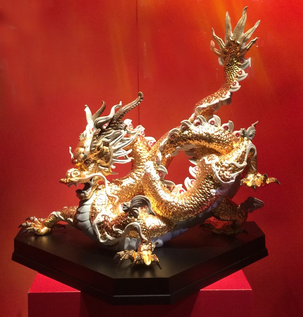 Harrods – The Year of the Horse 2014 - A dragon among horses?