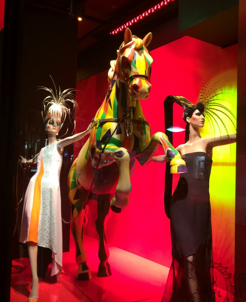 Harrods - The Year of the Horse 2014