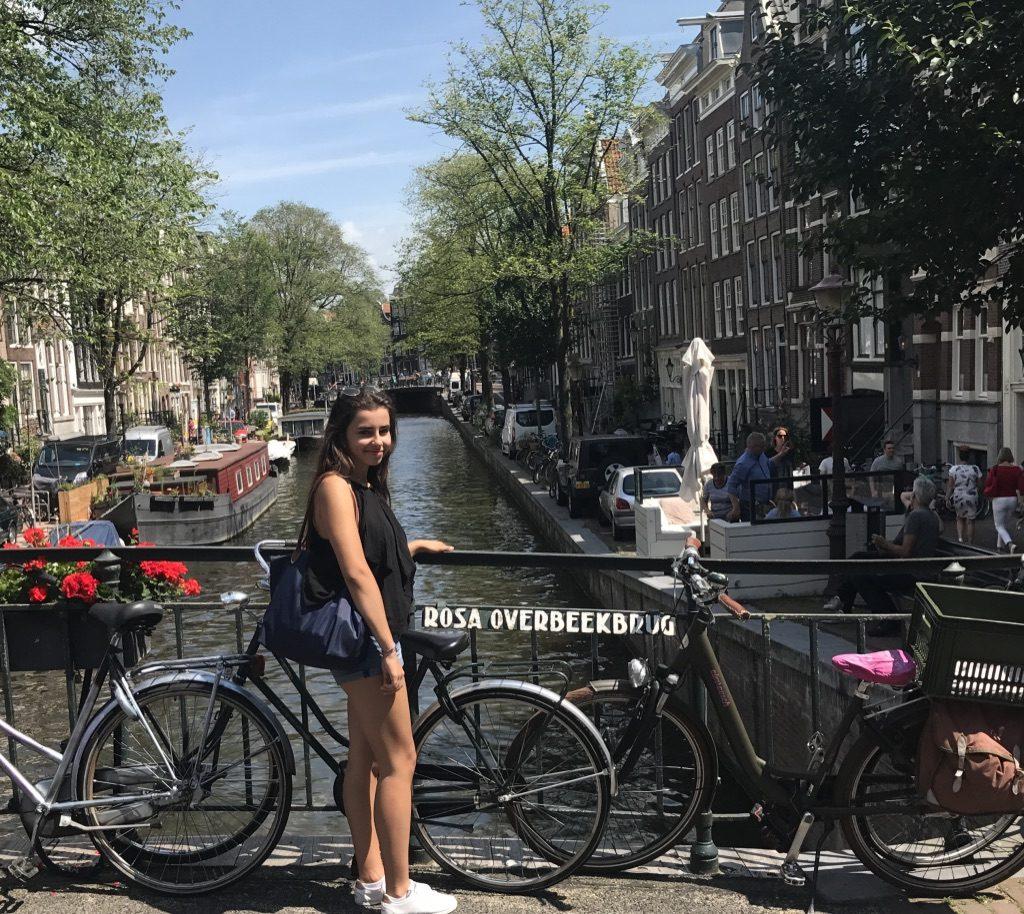 Feng shui flow in Amsterdam
