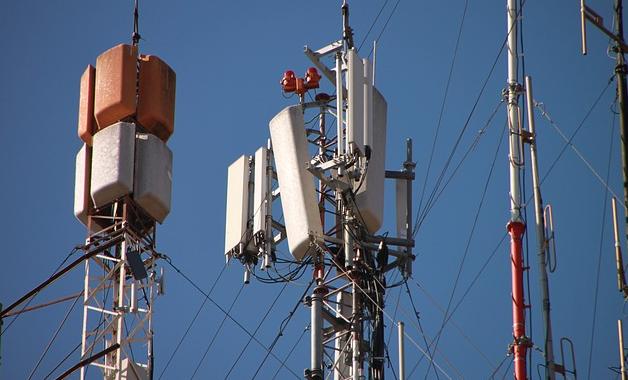 Mobile masts radiation electro smog