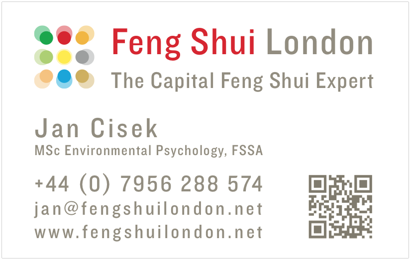 Top feng shui tips for auspicious business cards design