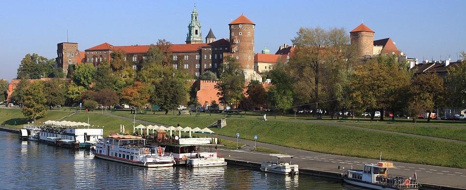 Cracow Wawel Poland