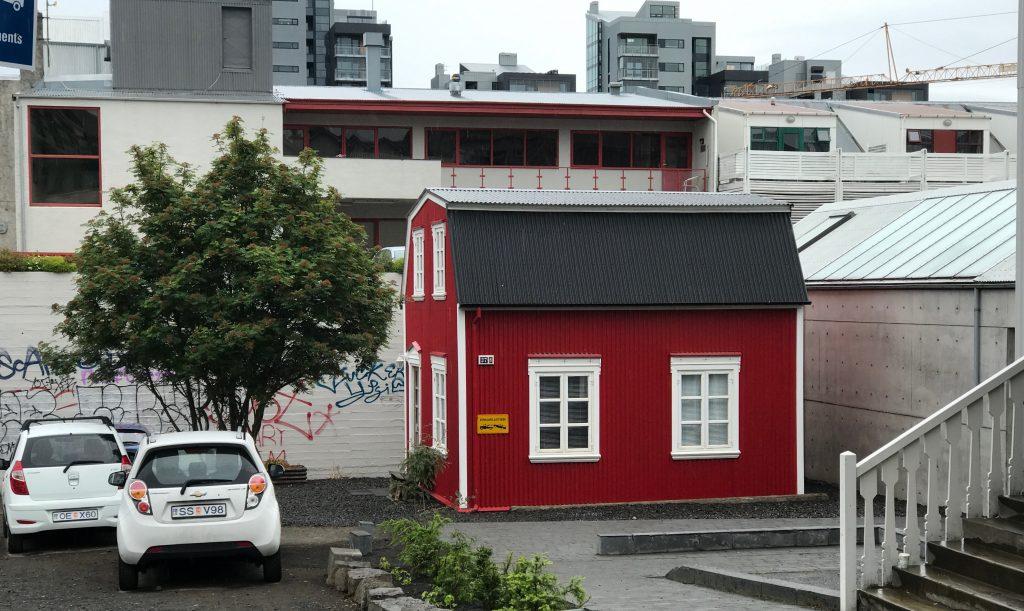 Feng shui of Reykjavik