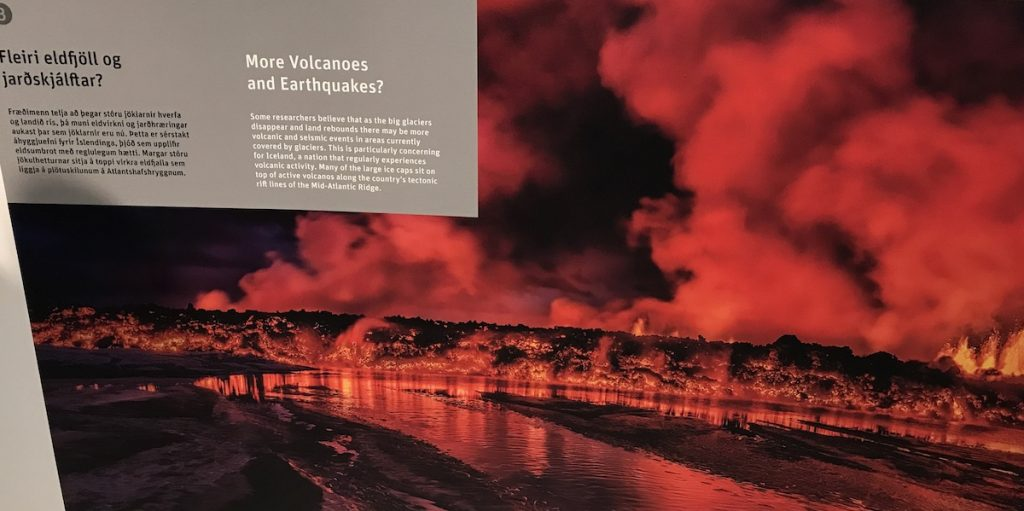 More volcanos and earthquakes in Iceland?