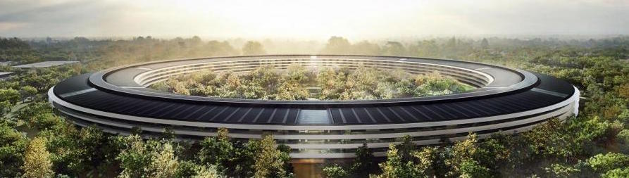 Apple New HQ Cupertino