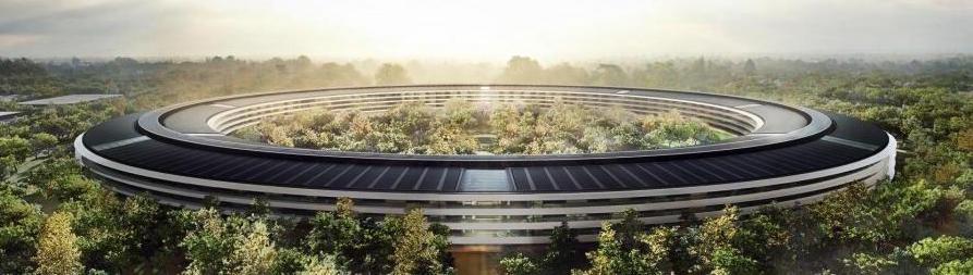 Apple New HQ Cupertino