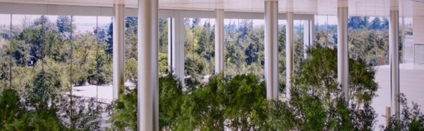 Apple's new HQ in Cupertino - 80% green