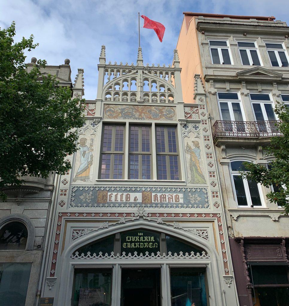 Livraria Lello, Porto Portugal