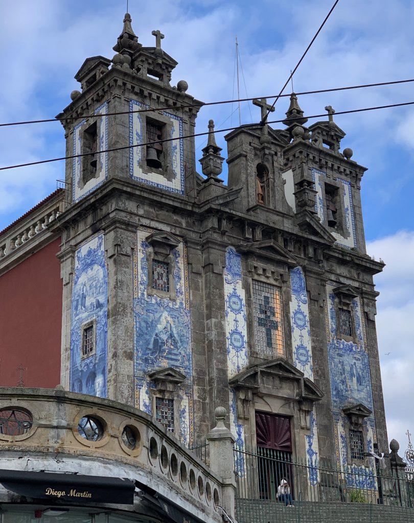 Church of Saint Ildefonso, Igreja Paroquial de Santo Ildefonso, Porto Portugal