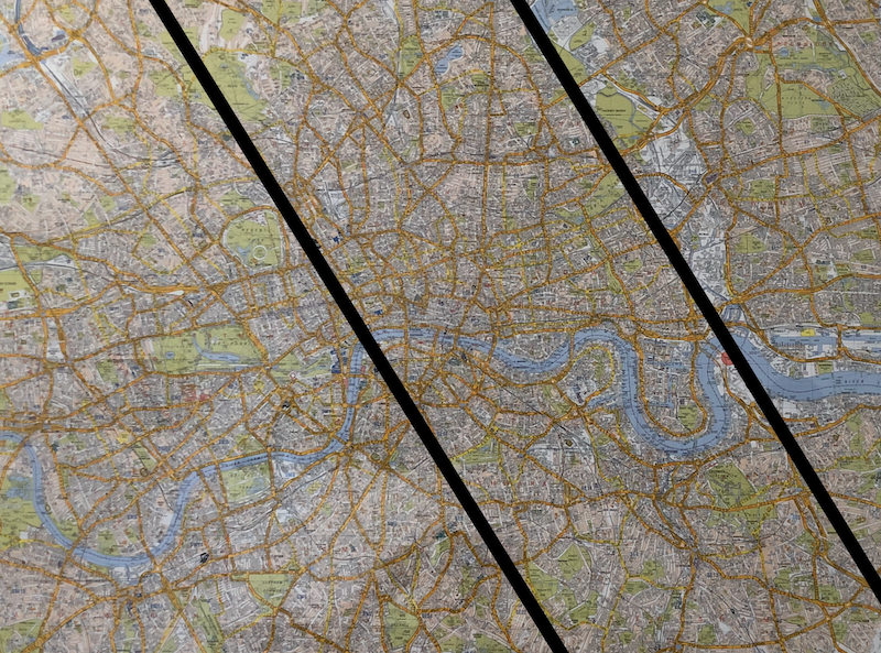London faults lines and a possible earthquake