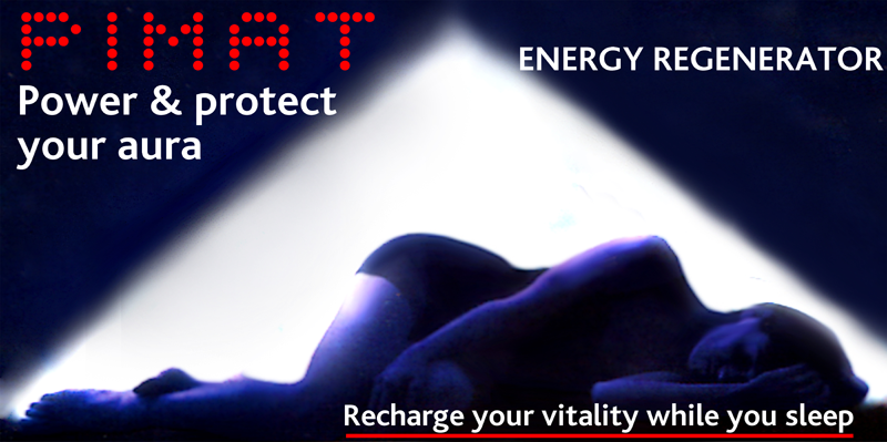 PIMAT Energy Regenerator – Protect & energies your aura while sleeping