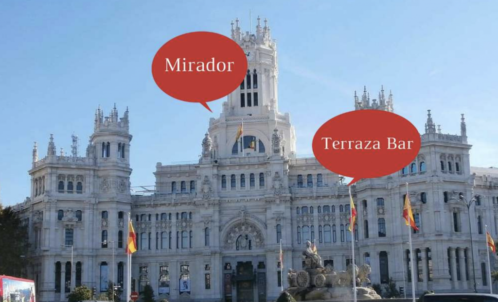 Mirador Madrid for feng shui views