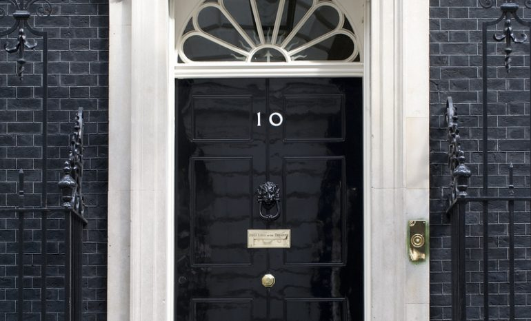 Feng shui of 10 Downing Street