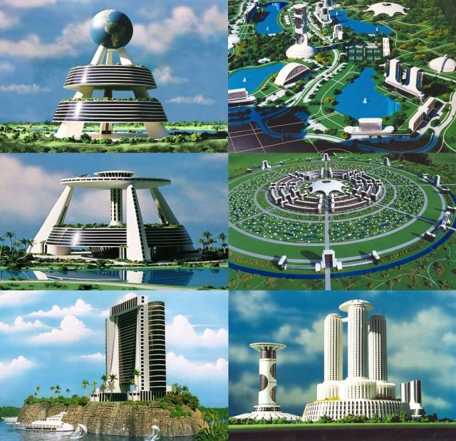 The Venus Project by Jacque Fresco