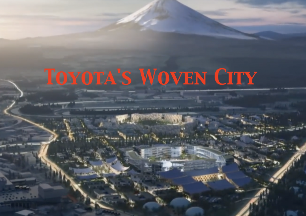 Toyota's Woven City