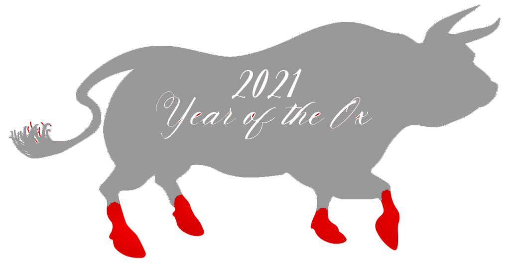 2021 the year of yin metal ox