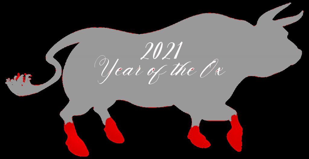 2021 the year of yin metal ox
